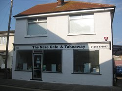 The Naze Cafe & Takeaway