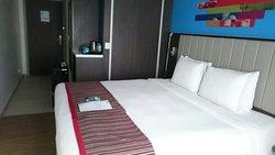 立地に恵まれたホテル