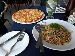 Pizzarella Tanah Rata