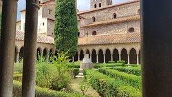 Sérénité à l'Abbaye Santa Maria !