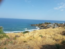 Tpoulorotsos Beach