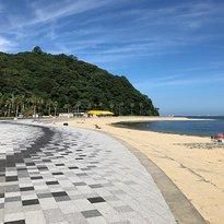 Nishiura Onsen Beach