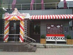 Culinary Buffet Fabrika Obedov