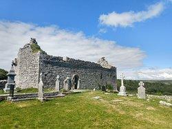 Carran Medieval Church