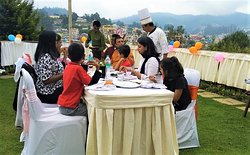Ascot Multi Cuisine Restaurant at Ooty