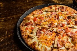 The CCR Pizza