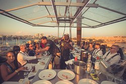 ‪Dinner in the sky Malta‬