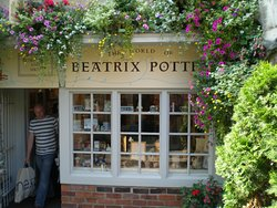 House of The Tailor of Gloucester - Beatrix Potter Shop and Museum