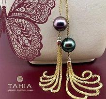 Tahia Exquisite Tahitian Pearls