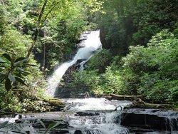 Little Rock Creek Falls