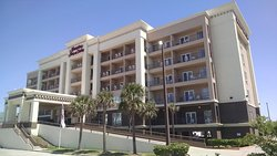 Hampton Inn & Suites Galveston TX