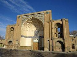 Ali Qapu Gate