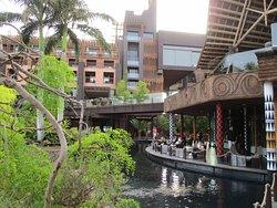 5 sterren hotel - maar 2 sterren restaurant