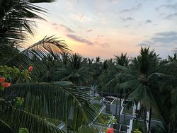 Pleasant stay. Nice resort