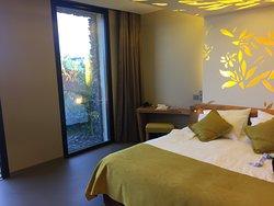 chambre gentiane jaune