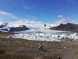 Fjallsarlon Iceberg Lagoon