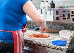 Plat turc typique: la Lahmacum aux allures de pizzas