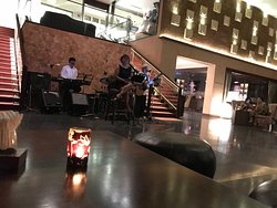 Live music at lounge bar on every night.