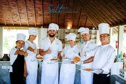 Salt Water Cooking School