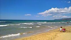 spiaggia Pineta Blue