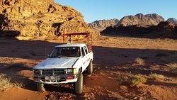 Wadi Rum Nomads - Day Tours