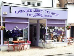 ‪Lavender Abbey Tea Room‬
