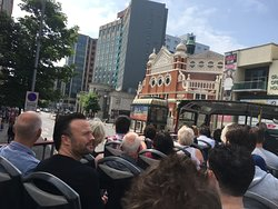 Belfast Sight Seeing Bus Tour