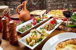Gruzie, Georgian Restaurant