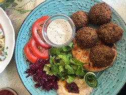 real art of falafel