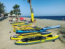 Tuga Beach Marbella