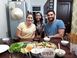 Lua's Kitchen - Vietnamese Cooking Class
