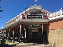 Buffalo Bill's Irma Hotel