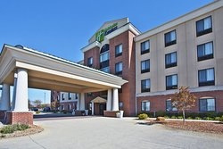 Holiday Inn Express Hotel & Suites Anderson