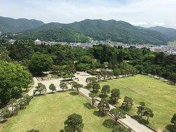 Museum lokal dari Istana Wakamatsu