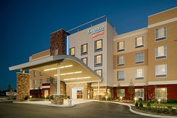 Fairfield Inn & Suites Columbus Dublin