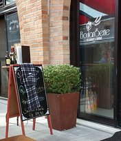 Boulangerie Patio Paris