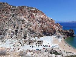 Thiorichia Beach