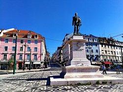 Duque da Terceira Statue