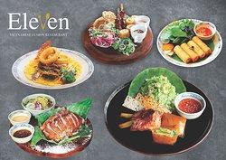 Eleven Vietnamese Fusion Restaurant
