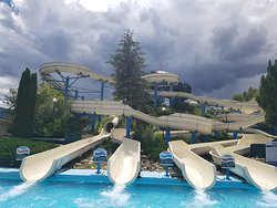 Salmon Arm Water Slides