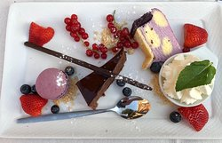 Dessertvariationen. Hammer !!!