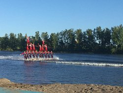 Catfish Bay Water Ski Park - Greatest Show on H2O