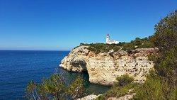 Farol de Alfanzina/Alfanzina lighthouse