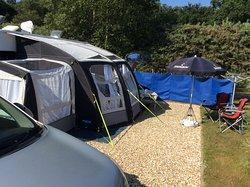 Brilliant camping