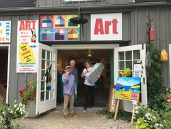 Maritime Painted Saltbox Gallery
