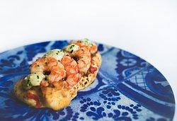La Casa del Estanque - cena italiana