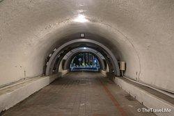 二戰時的防空洞