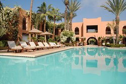 Tikida Golf Palace- Relais & Chateaux