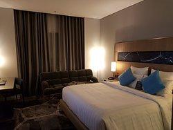 Newly renovated hotel