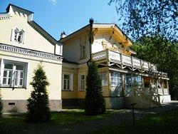 Museum House I.A.Milyutina